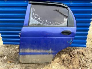 Запчасть дверь задняя левая Daewoo Matiz 2006