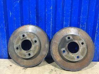 Запчасть диски тормозные комплект передние Chery Bonus A13 2011