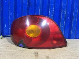 Запчасть фонарь задний левый Daewoo Matiz 2006