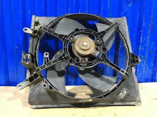 Запчасть вентилятор радиатора Mitsubishi Carisma 1999