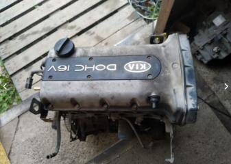 Запчасть двигатель (двс) Kia Shuma 1997