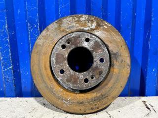 Запчасть тормозной диск передний Kia Cerato 2010