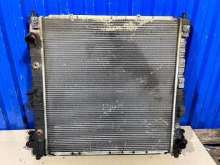 Запчасть радиатор охлаждения SsangYong Actyon Sports 2008
