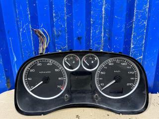 Запчасть щиток приборов Peugeot 307 2004