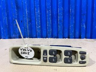 Запчасть блок стеклоподъемников Volvo S80 1999