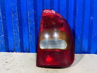 Запчасть фонарь задний правый Opel Corsa 2000