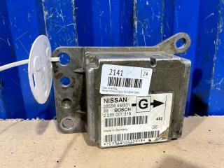 Запчасть блок srs airbag Nissan Almera 2004