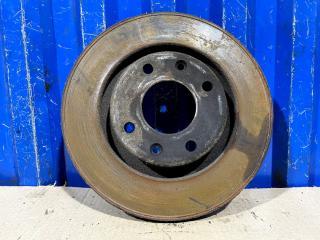 Запчасть тормозной диск передний Peugeot 307 2004