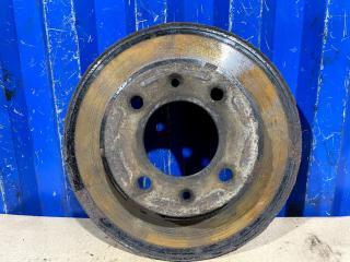 Запчасть тормозной диск задний Peugeot 307 2004