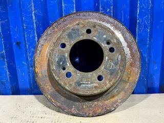 Запчасть тормозной диск задний Hyundai Elantra 2011