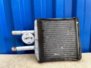 Запчасть радиатор печки Daewoo Matiz 2006