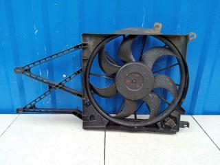 Вентилятор охлаждения радиатора Opel Astra G 1.4 X14XE 1998 (б/у)