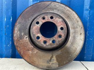 Запчасть тормозной диск передний Citroen C5