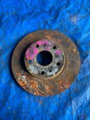 Запчасть тормозной диск передний левый SUZUKI SX4