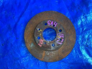 Запчасть тормозной диск передний правый HONDA CAPA