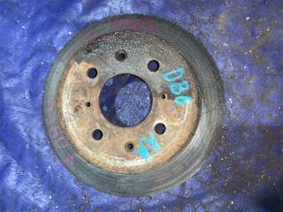 Запчасть тормозной диск задний правый HONDA INTEGRA