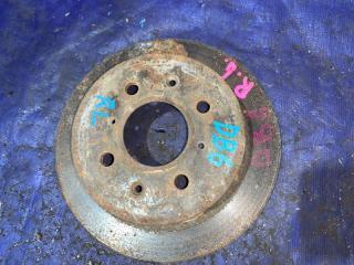 Запчасть тормозной диск задний левый HONDA INTEGRA