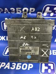 Запчасть блок управления двигателем Audi A8
