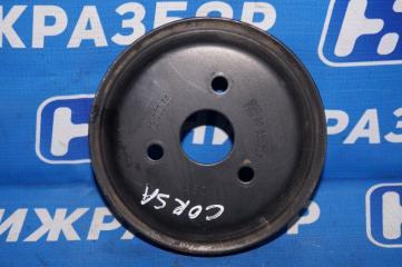Запчасть шкив помпы Opel Corsa D 2008