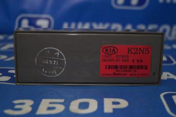 Запчасть блок электронный Kia Spectra 2008