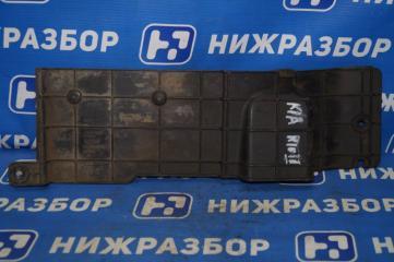 Запчасть кожух радиатора передний Kia RIO 3 2011-2017
