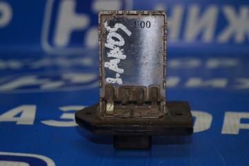 Запчасть резистор отопителя Chevrolet Lanos 2004-2010