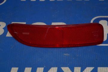 Запчасть отражатель в бампер задний правый Lada Largus 2012-