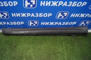 Запчасть накладка на порог (наружная) левая Suzuki Vitara 2015>