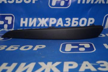 Запчасть накладка бампера передняя левая Opel Astra H 2004-2015