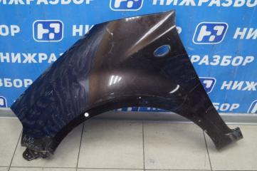 Запчасть крыло переднее левое Suzuki SX4 2006-2013