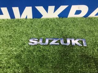 Запчасть значок (эмблема) задний левый Suzuki Vitara