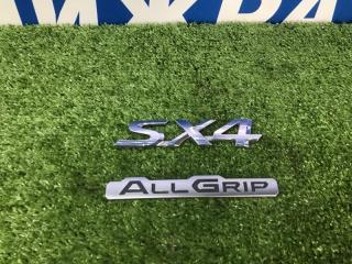 Запчасть значок (эмблема) задний правый Suzuki SX4