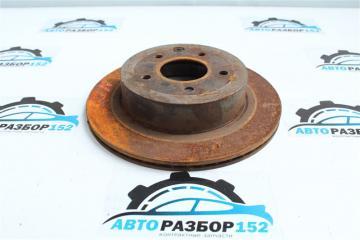 Запчасть диск тормозной задний левый Nissan X-Trail 2002-2007