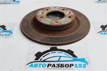Тормозной диск задний левый Mazda 6 2002-2007