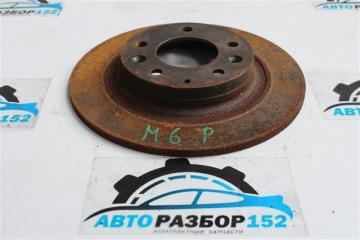 Тормозной диск задний правый Mazda 6 2002-2007