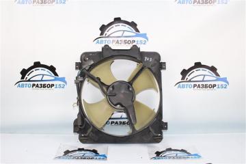 Вентилятор радиатора кондиционера Honda HR-V 1998-2003