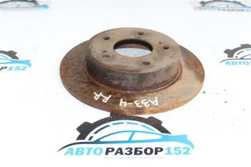 Запчасть диск тормозной задний правый NISSAN Cefiro 1998-2003