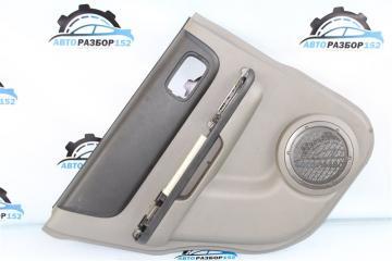 Обшивка двери задняя правая Nissan X-Trail 2002-2007