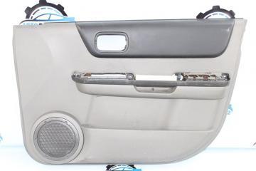 Обшивка двери передняя правая Nissan X-Trail 2002-2007