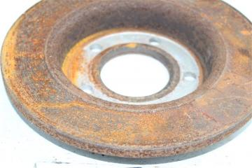 Тормозной диск задний левый MAZDA 3 BK LF
