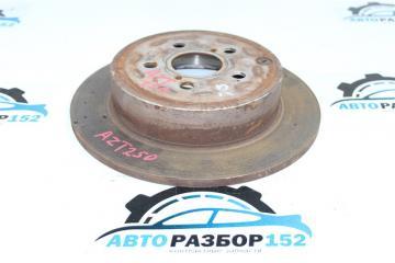 Тормозной диск задний правый TOYOTA Avensis