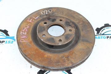 Тормозной диск передний левый NISSAN Murano 2002-2007