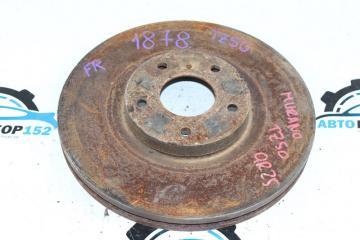 Тормозной диск передний правый NISSAN Murano 2002-2007