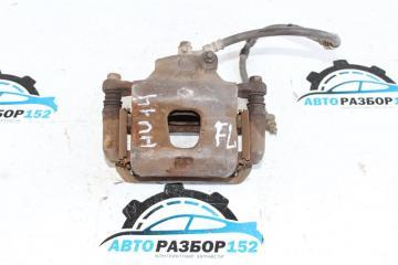 Запчасть суппорт тормозной передний левый Nissan Bluebird 1996-1997