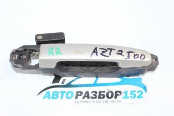 Запчасть ручка двери внешняя задняя правая TOYOTA Avensis 2003-2008