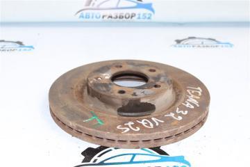 Тормозной диск передний правый Nissan Teana 2008-2012
