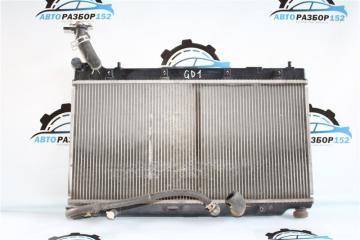 Радиатор охлаждения Honda Fit 2001-2007