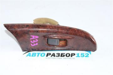 Запчасть кнопка стеклоподъекника задняя правая Nissan Cefiro 1998-2003