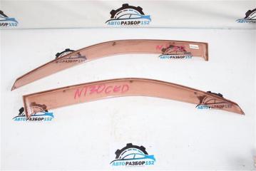 Ветровики NISSAN X-Trail 2002-2007