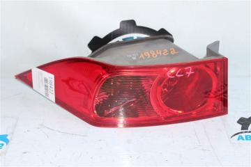 Стоп-сигнал левый Honda Accord 2002-2007